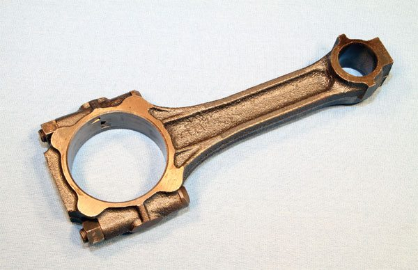 The most common Pontiac connecting rod is the cast unit constructed of Armasteel, a specific iron alloy that boasts some steel-like qualities. While suitable for a mildperformance rebuild, entry-level, stock replacement forgings are a much better option, particularly anytime performance is increased beyond stock levels.