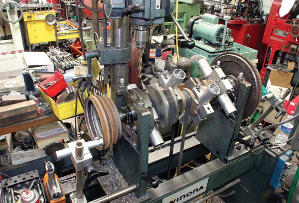 Balancing the rotating assembly provides smooth and consistent engine operation and improves bearing life. It's something I recommend for any engine build and should be a service your machine shop is well equipped to provide. When purchasing a complete rotating assembly kit, some sellers offer a balancing option at extra cost.