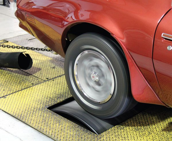 The roller drum of some chassis dyno models contains a fixed weight while others use an eddy-brake that adds rolling resistance to replicate the load the engine sees accelerating the vehicle down the road or race track. That is very beneficial in achieving maximum performance from your engine.