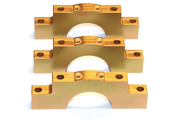 A main cap must offer some absorptive quality to prevent main saddle fatigue. Milodon's ductile-steel main caps are an excellent high-strength choice for such applications. Only available for the center three journals and with four straight bolts, they install and machine easily and offer the durability required for the most extreme applications.