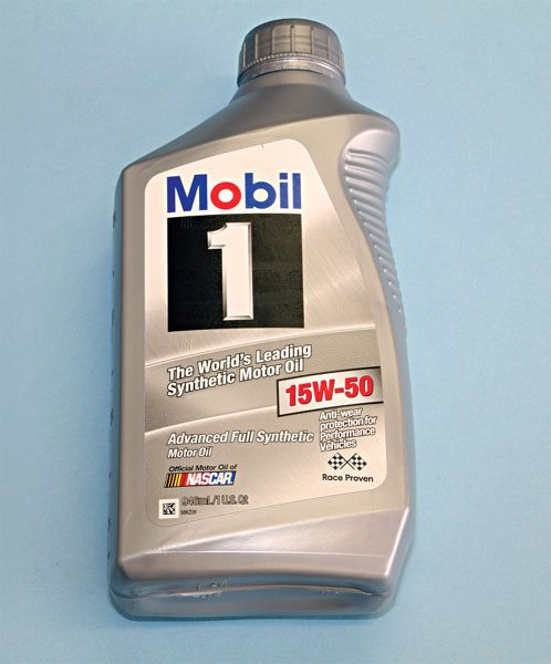 Modern oil quality is excellent but those approved for passenger car applications rarely contain sufficient levels of desirable anti-wear additives, which are required for flat-tappet use. If your Pontiac is equipped with a roller camshaft, Mobil 1 full-synthetic is an excellent choice that provides excellent lubrication and component protection.
