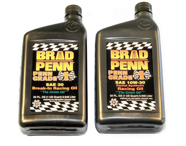 Many professional engine builders consider Penn Grade race oil from Brad Penn among the very best available today for highperformance use. It's a partial synthetic that contains high levels of desirable additives and offers excellent protection at all performance levels. It's ideal if your Pontiac is equipped with a flat-tappet cam. Check with local machine shops or speed shops for availability. It can also be purchased through mail-order sources.
