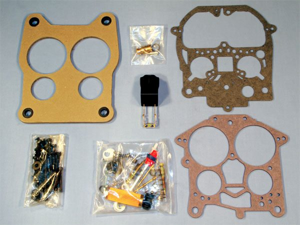 Sourcing highquality Quadrajet rebuild components from local parts stores can be difficult. I recommend purchasing from companies that specialize in Quadrajet repair and recalibration. Cliff's High Performance offers complete rebuild kits containing the highest quality components available, some even made to Cliff's specifications. Its kits are completely compatible with Ethanol-blend fuel as well.