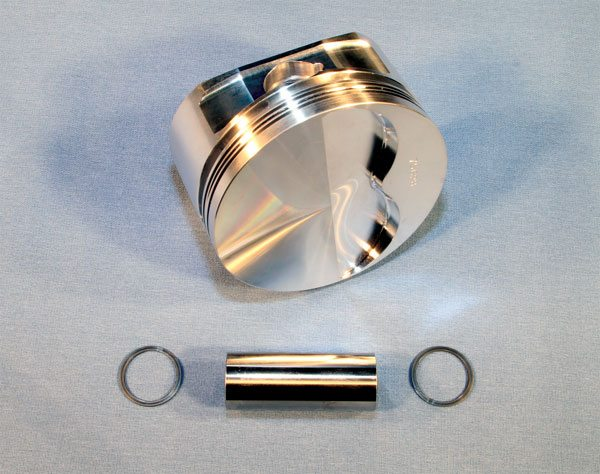 When the required dimensions of a piston for a particular engine vary beyond what's commonly available in off-the-shelf sizes, companies such as Ross Racing Pistons specialize in producing high-quality forgings that feature custom dimensions. Ross can accommodate most requests, offering many unique options to provide you with the best piston possible.