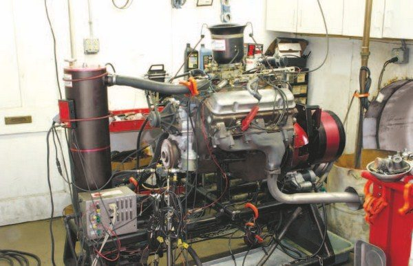 An engine dynamometer is an excellent tool for breaking in an engine and measuring output under full-throttle load. The best machine shops or engine builders use a dyno to ensure a completely assembled engine operates properly before delivering it to a customer. Measured output values can tell you if your engine meets your performance expectations.