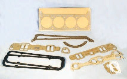 Tin Indian Performance has recently introduced its own line of highquality gaskets and solid lip-type rear main seals for Pontiac engines. In addition to gaskets, the company has a wide variety of engine parts including many of the small components that most others don't stock.