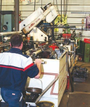 With a sound plan firmly in place, it's time to take your disassembled engine to the machine shop. It's best to make a single trip to deliver everything so your machinist can inspect it all at one time. Be prepared to discuss any irregularities you discovered during disassembly. It may point to an underlying issue that can be addressed during the rebuild.
