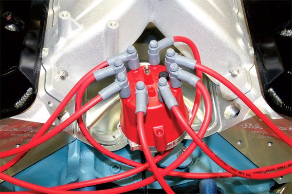 How to Improve Pontiac V-8 Engine Performance: Ignition Guide Olds Distributor Wiring Diagram on
