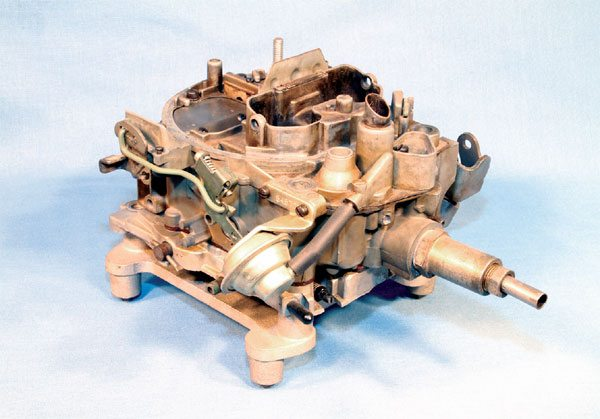 The Rochester Quadrajet is an excellent carburetor. Those from the mid-to-late 1970s offer a maximum airflow capacity of 800 cfm or slightly more and are the best performance candidates for the cost. Originally installed on Pontiac V-8s displacing 301 to 455 ci, they all respond similarly and favorably to performance modifications regardless of original application.