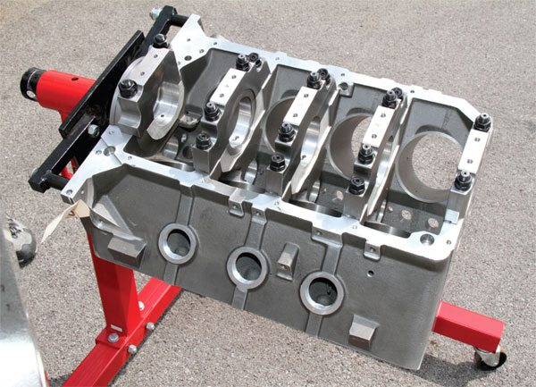 How to Improve Pontiac V-8 Performance: Engine Block Guide