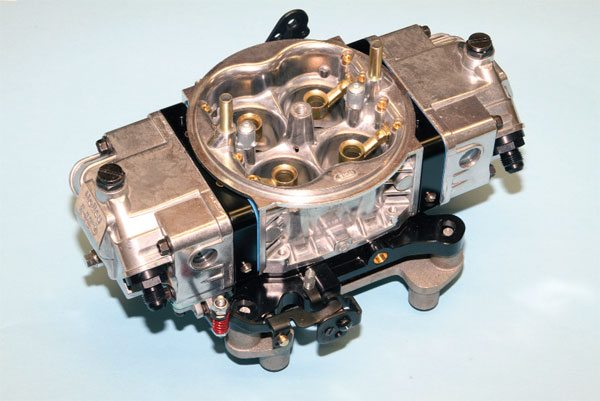 Holley has been producing carburetors for decades. Its 4150-style 4-barrel is likely the most popular high-performance carburetor in the aftermarket. The new Ultra HP–series 4150 4-barrel contains many new design features and is extremely adjustable, which allows owners and tuners to achieve maximum possible performance in all operating conditions.
