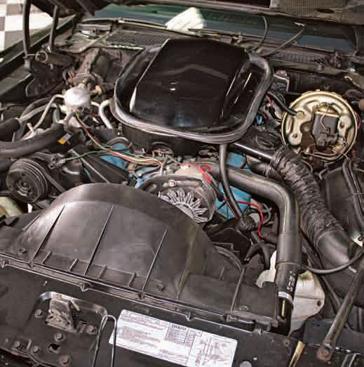 This 1979 Trans Am Engine Compartment Contains An Optional L37 301civ8: Pontiac 403 Engine Diagram At Hrqsolutions.co