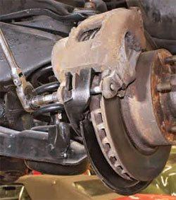 Pontiac Trans Am & Firebird Restoration: Brake Guide (70-81)