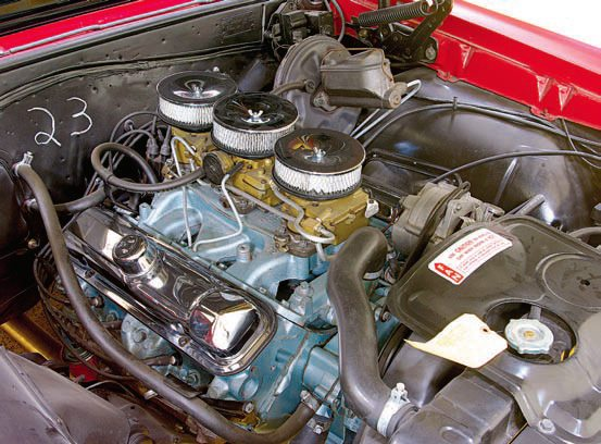 Mastering GTO Restorations: Engine Guide