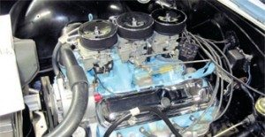 PONTIAC V-8 HIGH-PERFORMANCE ENGINE COMBINATIONS