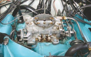 The Carter AFB was a popular 4-barrel carburetor during the late 1950s and 1960s. Pontiac used it in most 4-barrel applications from 1958 through 1966. Carter even offered tuning parts to improve performance beyond the factory setting. But finding replacement and performance parts can now be difficult.