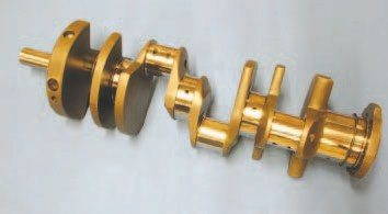 A few different companies offer new cast crankshafts that are essentially a direct replacement for an unusable original. It seems the most popular unit is from Eagle Specialty Products but your Pontiac vendor may have other suitable options. Forged-steel replacements are also available for high-performance applications.