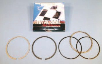 Piston rings are an important part of any rebuild. A number of companies produce quality offerings, but Total Seal is an industry leader. The type of piston ring and amount of end gap your rebuild requires depends mostly upon the piston being used and the intended application and operating range. Total Seal produces a number of high-quality piston rings from entry-level ductile moly to high-end diamond coated rings for most applications.