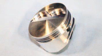 When building a Pontiac V-8 and stock-replacement-type forged pistons are not compatible, Ross Racing Pistons offers an excellent aluminum forging that can be custom made to fit a specific application. Your machinist or Pontiac vendor can help you determine the exact specifications that are required for your application.
