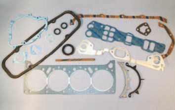 A Fel-Pro number-2806 Gasket Kit contains virtually every gasket required to completely assemble a typical Pontiac engine. These are readily available from your Pontiac vendor or mail-order retailer; your machinist may be able to provide you with the same kit at a competitive price. The basic kit is designed for D-port engines, so if you are rebuilding an engine with roundport cylinder heads, then you must separately purchase specific intake and exhaust manifolds.