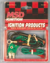 MSD Ignitions has developed a new HEI ignition module with rev limiting capability (number 83645) that replaces the original electronic module found within an HEI distributor. It features increased output and full adjustability over its rev limiter, which can be set from 5,000 to 10,000 rpm. The MSD module installs relatively easily and retains a stock-type appearance.