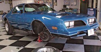 Pontiac Trans Am & Firebird Restoration: Brake Guide (70-81)