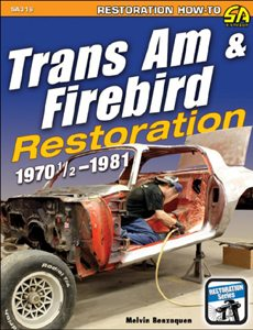 Electrical System Guide for Pontiac Trans Am & Firebird ... on